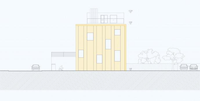 Bytový dům Klobouček