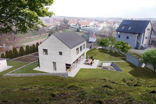 Rodinný dům Žebětín